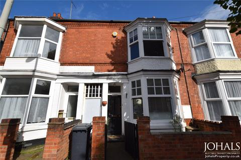 2 bedroom terraced house to rent - Eastleigh Road, Leicester, Leicestershire, LE3