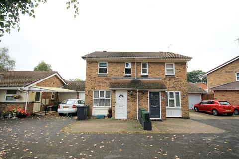2 bedroom semi-detached house to rent - Broom Field, Lightwater, Surrey, GU18