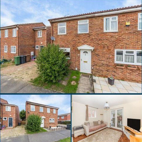 2 bedroom semi-detached house to rent - Colwell Rise, Luton Beds LU2