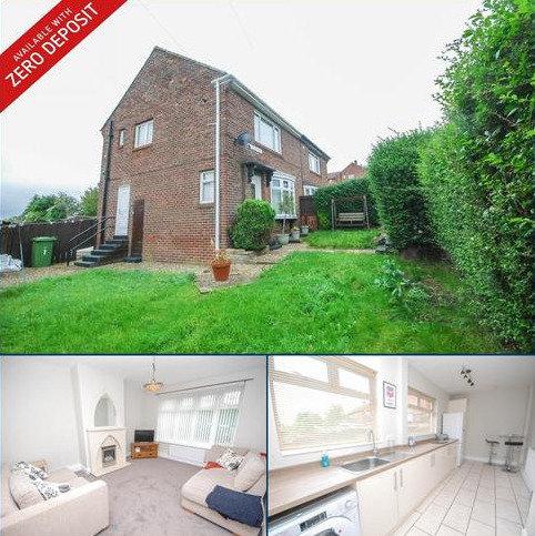 2 bedroom semi-detached house to rent - Prospect Gardens, West Boldon