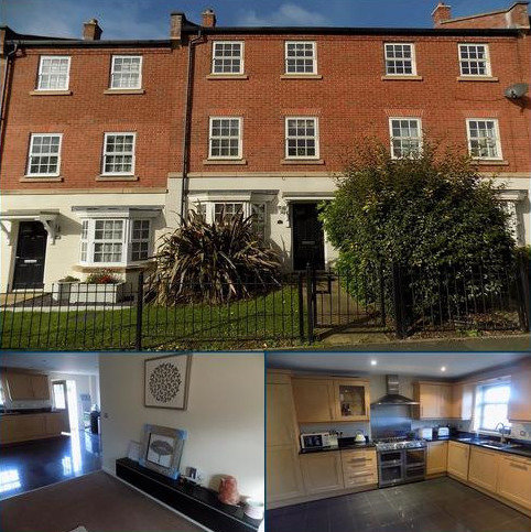 3 bedroom townhouse for sale - Nether Hall Avenue, Great Barr, Birmingham B43