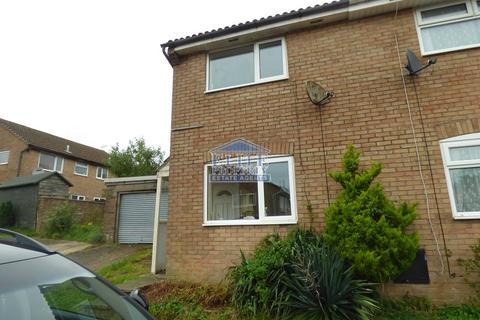 2 bedroom semi-detached house to rent - Hazeldene Avenue, Brackla, Bridgend . CF31 2JW