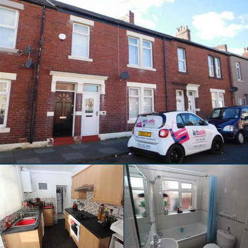 2 bedroom flat to rent - Chirton West View, North Shields.  NE29 0EP