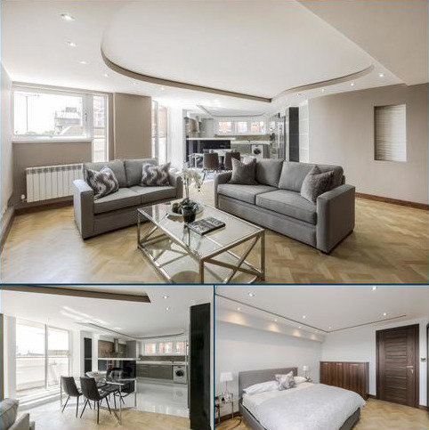 3 bedroom flat to rent - Blazer Court, St John's Wood Road, St John's Wood, London, NW8