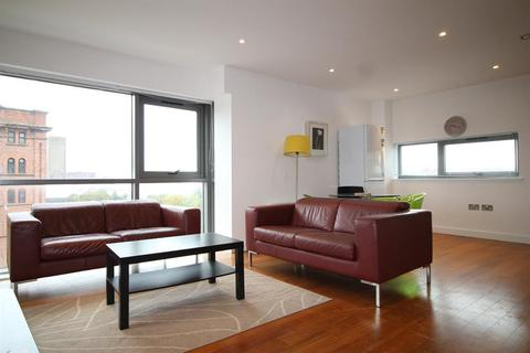 2 bedroom flat to rent - 111 Waterside,William Jessop Way, Liverpool, L3 1ED
