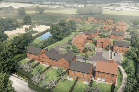 4 bedroom detached house for sale - PLOT 12 - THE HUMBERTON, PRIORY MEADOWS, KIRBY HILL YO50 9DJ
