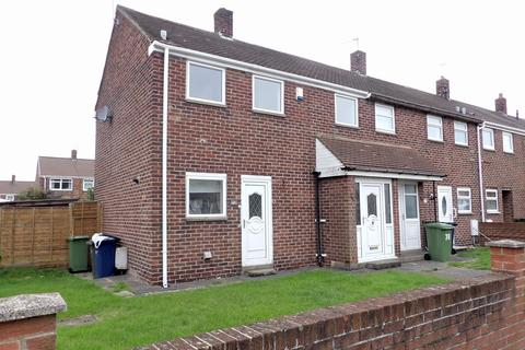 2 bedroom semi-detached house to rent - Melbourne Gardens, Brockley Whinns, South Shields, Tyne and Wear, NE34 9DJ