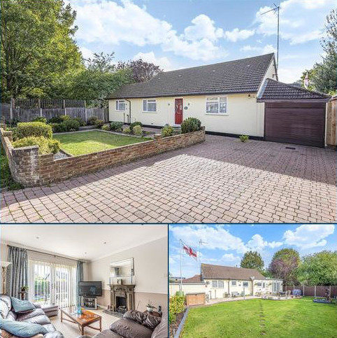 3 bedroom detached bungalow for sale - Wharf Road, Wraysbury, TW19