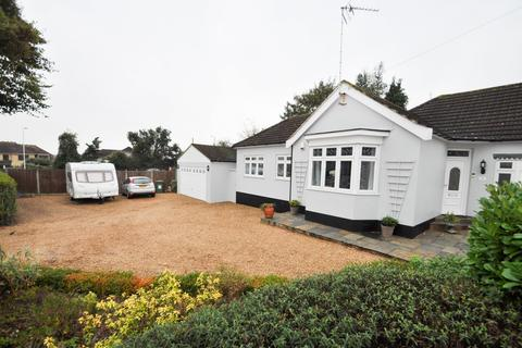 4 bedroom semi-detached bungalow for sale - Woodhall Crescent, Hornchurch, Essex, RM11