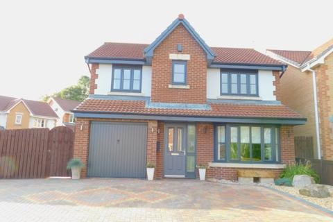 4 bedroom detached house for sale - CHILLERTON WAY, WINGATE, PETERLEE AREA VILLAGES
