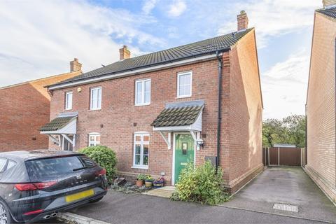 3 bedroom semi-detached house for sale - Meridian Close, Hardwick, Cambridge
