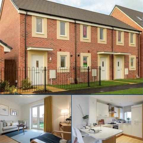 2 bedroom terraced house to rent - Grainger Drive, Pocklington