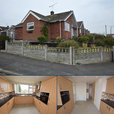 2 bedroom detached bungalow to rent - Thomson Drive, Codnor, RIPLEY, Derbyshire