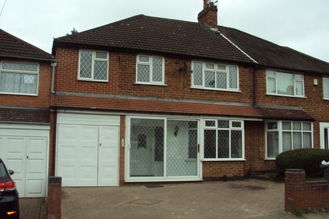 6 bedroom semi-detached house for sale - Grestone Avenue, Handsworth Wood, Birmingham, West Midlands B20 1AR