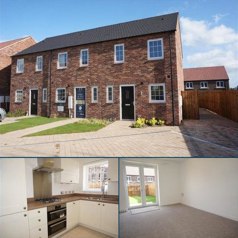 2 bedroom end of terrace house to rent - Pentagon Way, Spofforth Park