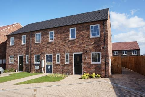 2 bedroom end of terrace house to rent - Pentagon Way, Spofforth Park, Wetherby