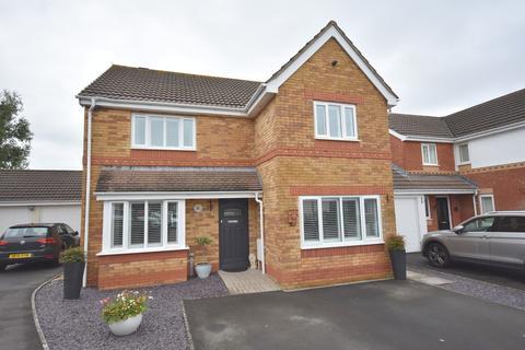 5 bedroom detached house for sale - 31 Rhodfa Felin, Barry, Vale of Glamorgan, CF62 6LX