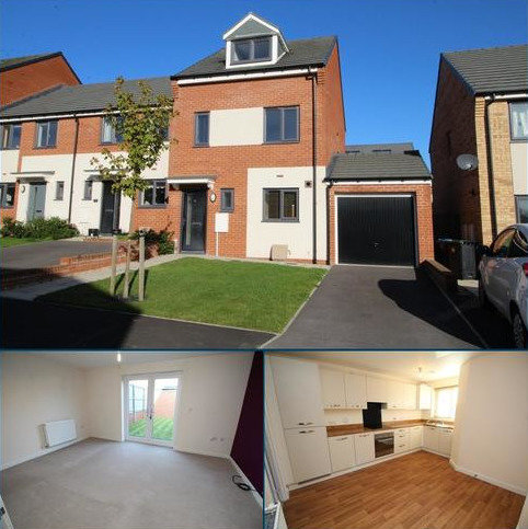 3 bedroom townhouse for sale - Wellhouse Road, Newton Aycliffe