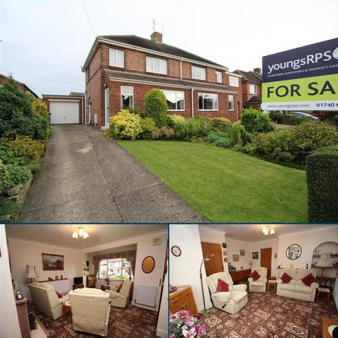 3 bedroom semi-detached house for sale - Spring Lane, Sedgefield