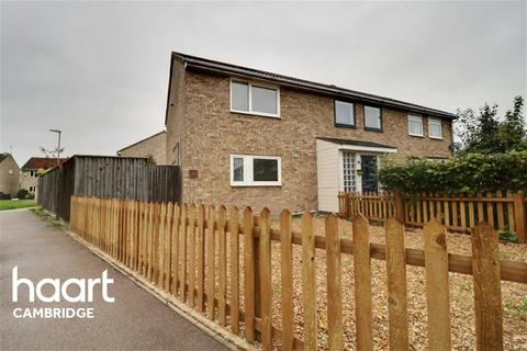 2 bedroom terraced house to rent - Winfold Road, Waterbeach