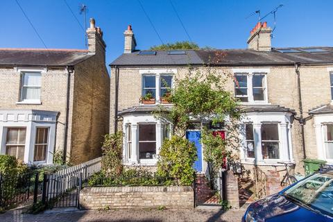 4 bedroom end of terrace house for sale - Garden Walk, Cambridge