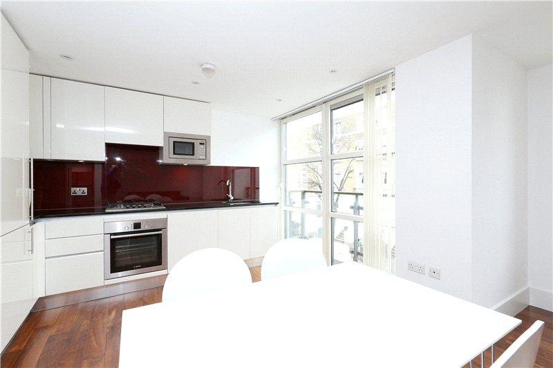 Image 1 Of 8 Open Plan Kitchen