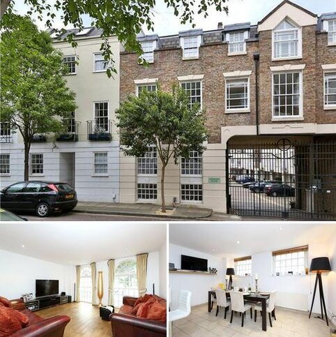 3 bedroom mews to rent - Spencer Place, Canonbury, Islington, London, N1