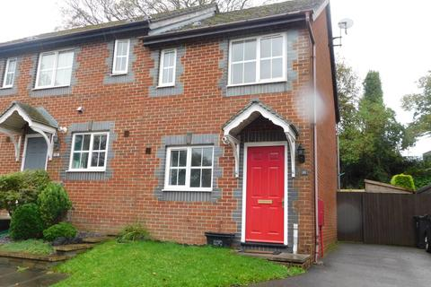 2 bedroom end of terrace house to rent - Hunters Ridge, Tonna, Neath