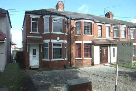 2 bedroom end of terrace house for sale - Willerby Road, West Hull, Hull