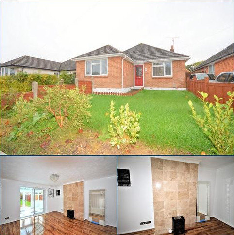 3 bedroom detached bungalow to rent - Milford Drive, Bournemouth