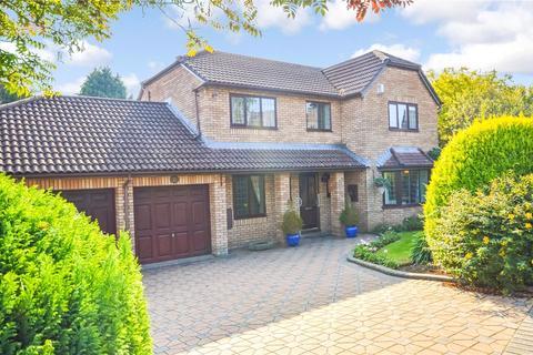 4 bedroom detached house to rent - Millheath Drive, Lisvane, Cardiff, CF14