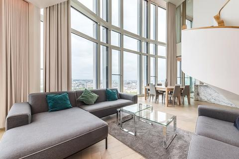 3 bedroom apartment to rent - South Bank Tower, 55 Upper Ground, SE1