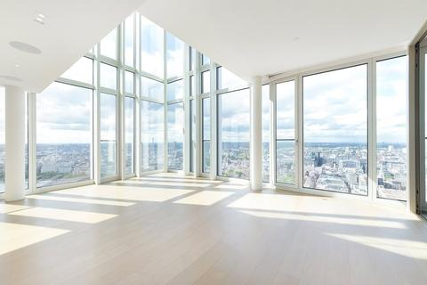 3 bedroom penthouse to rent - South Bank Tower, 55 Upper Ground, SE1