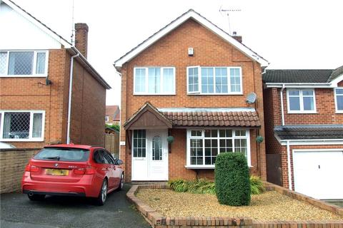 3 bedroom detached house for sale - Hunt Avenue, Heanor