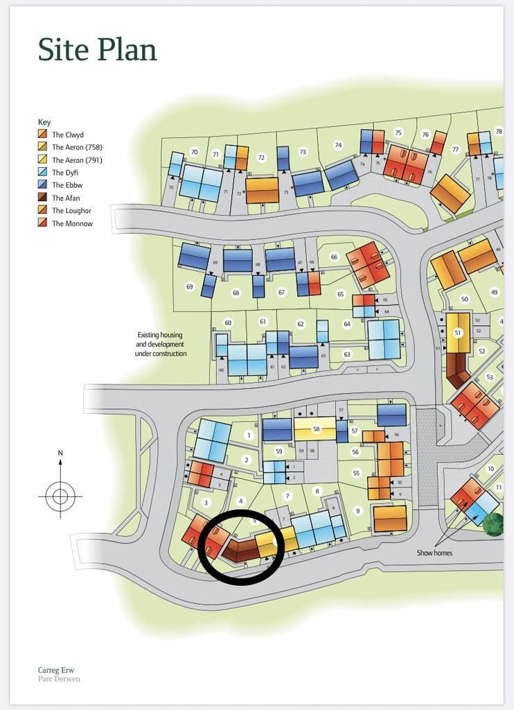 Floorplan 3 of 3: Site Plan
