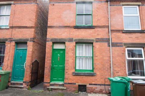 2 bedroom end of terrace house to rent - Ewart Road, Forest Fields, Nottingham, NG7 6HF
