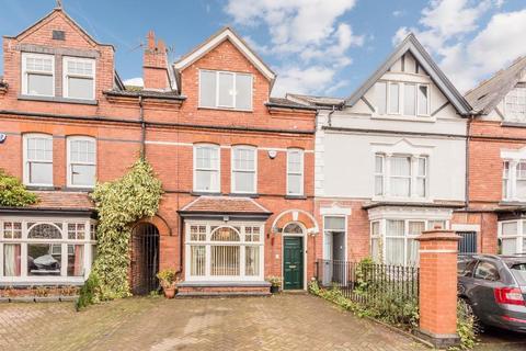 4 bedroom terraced house for sale - Poplar Avenue, Edgbaston, Birmingham, B17 8EH