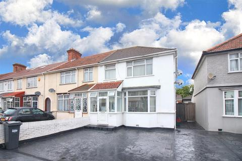 3 bedroom end of terrace house for sale - Raleigh Road, Southall, UB2