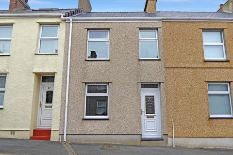 2 bedroom terraced house for sale - Caernarfon