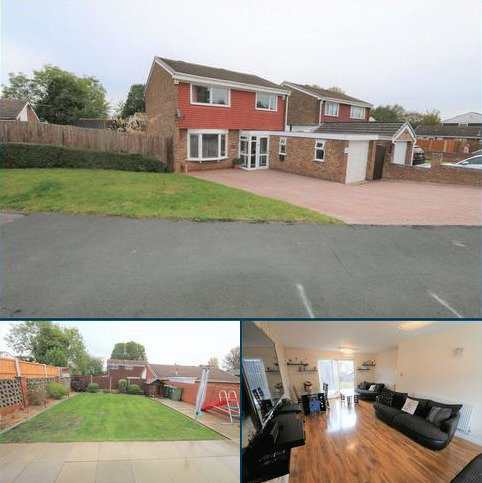 4 bedroom detached house for sale - Europa Avenue, B70