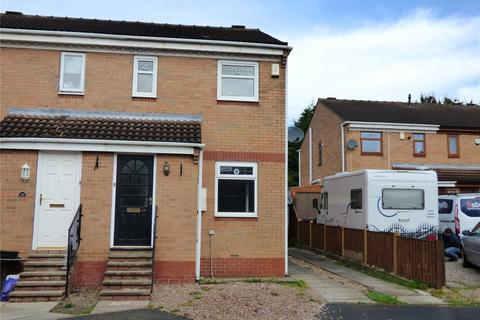 2 bedroom semi-detached house to rent - Burberry Close, Bierley, Bradford, BD4