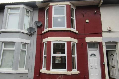 2 bedroom terraced house to rent - 7 Hinton Street, Liverpool L21
