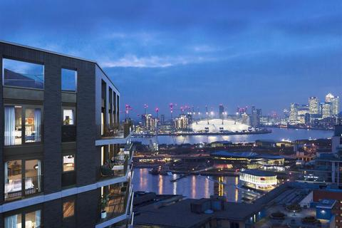 3 bedroom flat for sale - Royal Docks West, Royal Docks, London