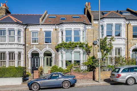 5 bedroom terraced house for sale - Broomwood Road, London, SW11