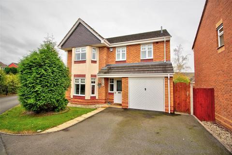 4 bedroom detached house for sale - Hereford Way, Rugeley