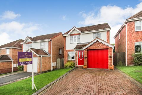 3 bedroom detached house for sale - Forest Walk, Buckley, CH7