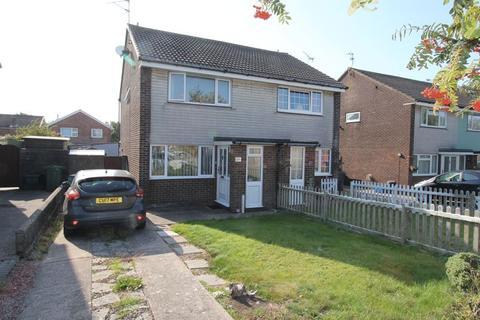 2 bedroom semi-detached house for sale - Smeaton Close, Rhoose