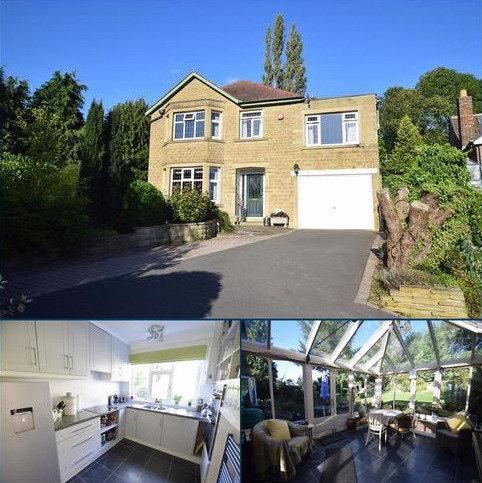 3 bedroom detached house for sale - Woodsome Drive, Fenay Bridge, Huddersfield, HD8