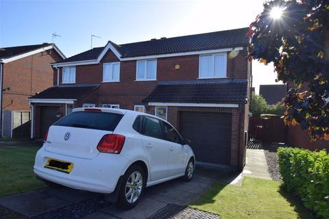 3 bedroom semi-detached house for sale - Thortondale Drive, Bridlington, East Yorkshire, YO16