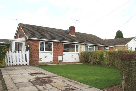 2 bedroom semi-detached bungalow for sale - Hawthorne Drive, Holme-On-Spalding-Moor, York